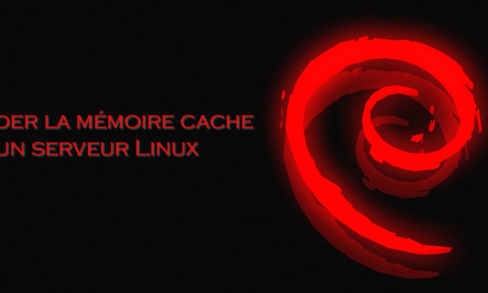 Vider la mémoire cache d'un serveur Linux